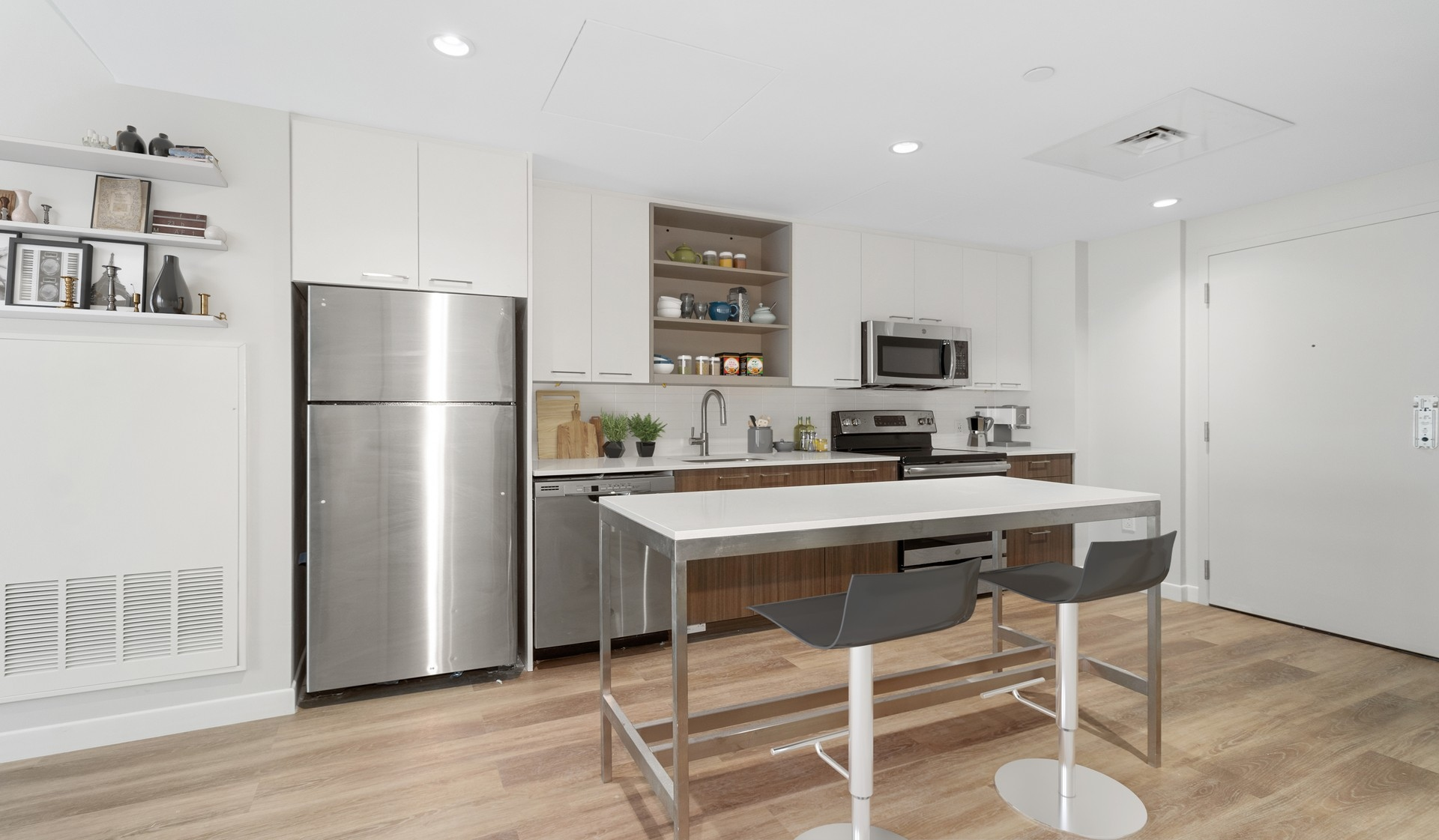 Prism Apartments | Cambridge, MA | Kitchen