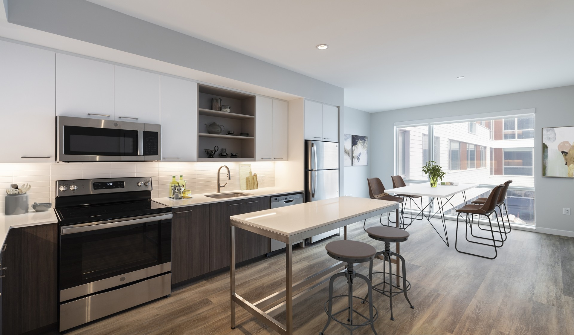 Prism - Kendall Square Apartments - Unit interior
